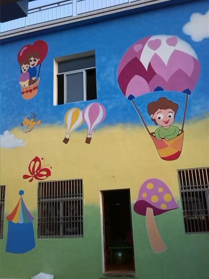 合肥墙画,合肥手绘墙画,合肥墙体彩绘,酒店手绘墙画,幼儿园手绘墙